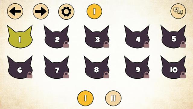TREBLE CAT LITE screenshot 2