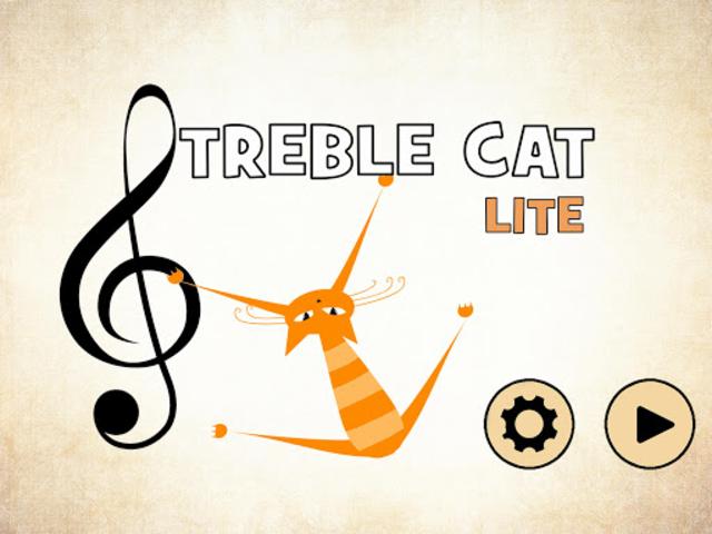 TREBLE CAT LITE screenshot 5