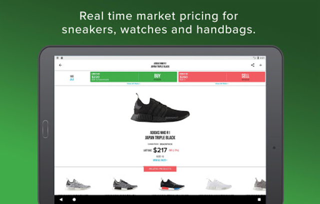 About: StockX - Buy & Sell Sneakers, Streetwear + More