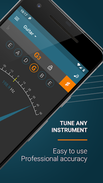 Pitched Tuner screenshot 2