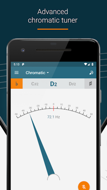 Pitched Tuner screenshot 4
