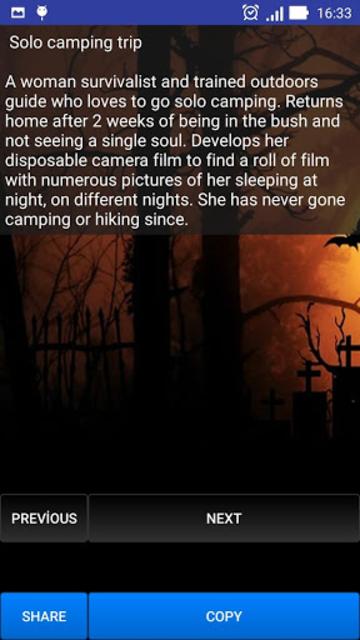 Horror Stories screenshot 2