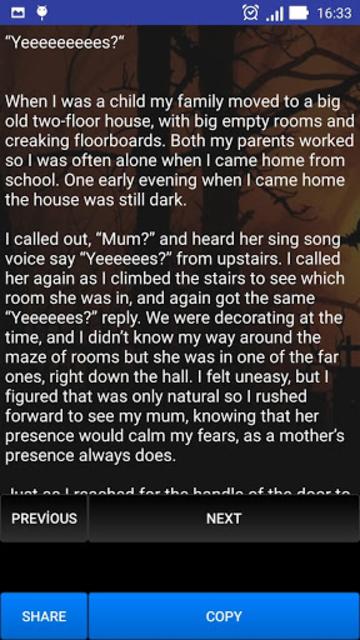 Horror Stories screenshot 3