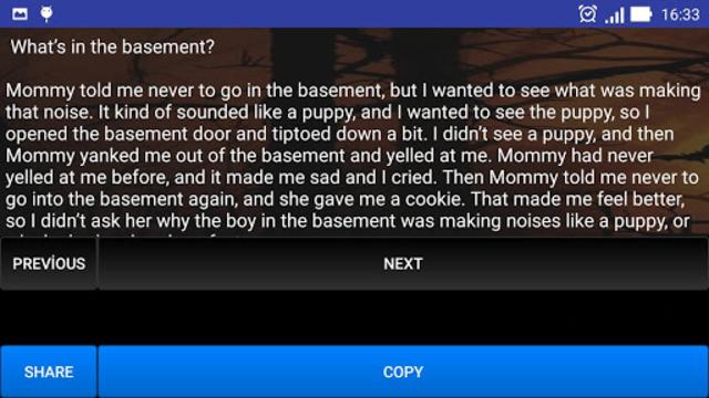 Horror Stories screenshot 4