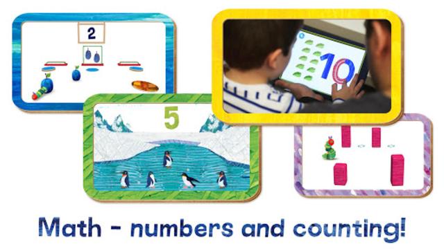 The Very Hungry Caterpillar Play School screenshot 3