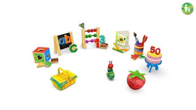 The Very Hungry Caterpillar Play School screenshot 12