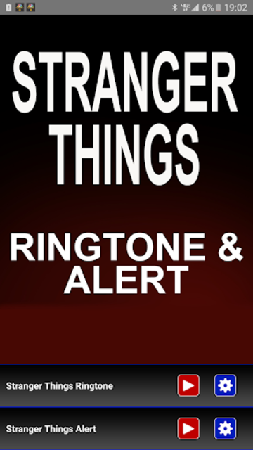 Stranger Things Theme Ringtone screenshot 2