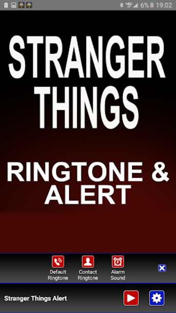 Stranger Things Theme Ringtone screenshot 3