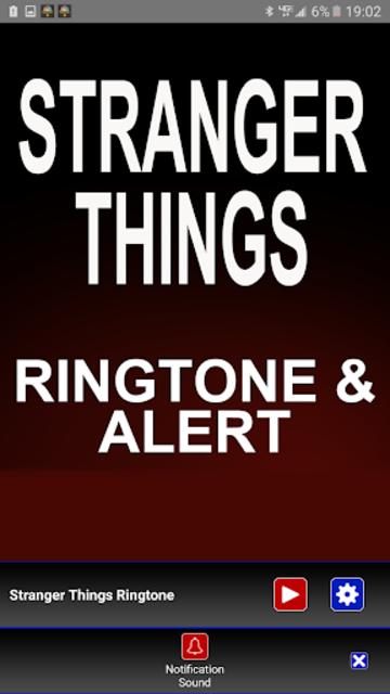 Stranger Things Theme Ringtone screenshot 4