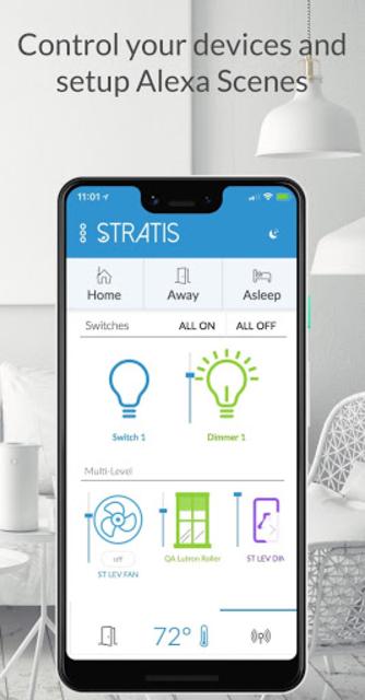 STRATIS screenshot 1