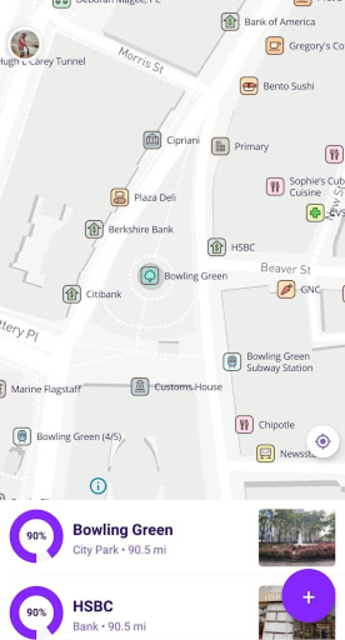 StreetCred - Map Your City screenshot 2