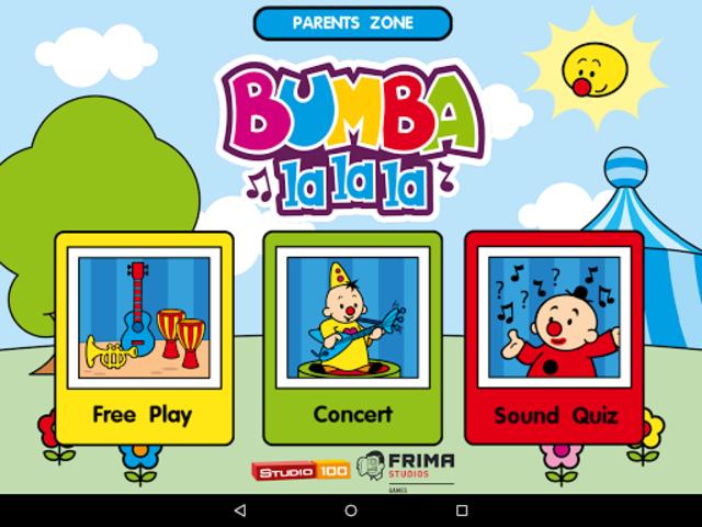 Bumba LaLaLa screenshot 1