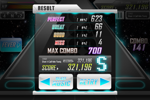 BEAT MP3 - Rhythm Game screenshot 4