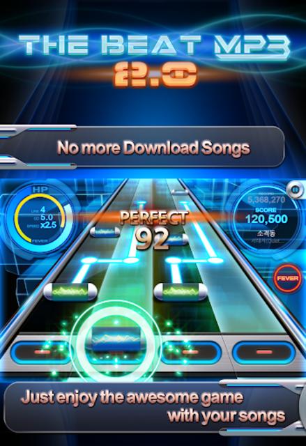 BEAT MP3 2.0 - Rhythm Game screenshot 1