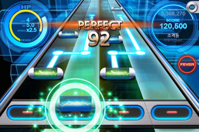 BEAT MP3 2.0 - Rhythm Game screenshot 3