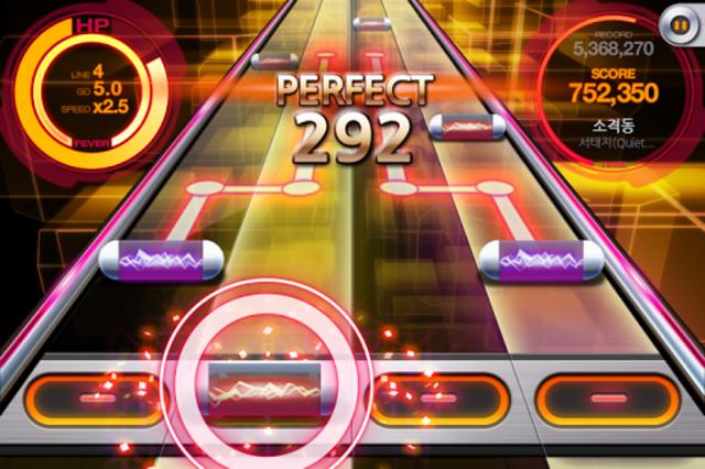 BEAT MP3 2.0 - Rhythm Game screenshot 6