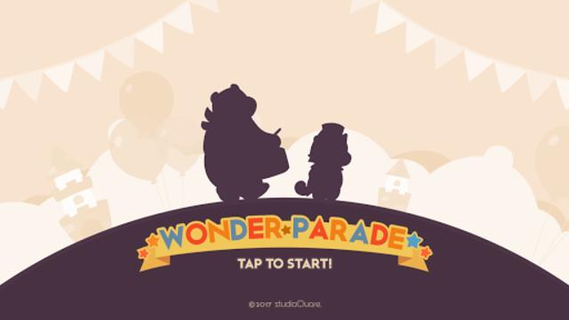 Wonder Parade screenshot 1