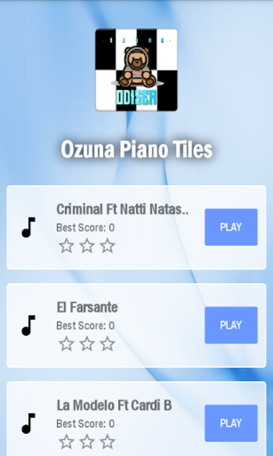 Ozuna Piano Tiles screenshot 4