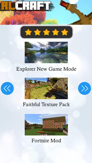 RLCraft Mod for MCPE screenshot 3