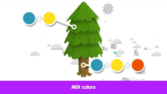 Pango Paper Color - colouring book game for kids screenshot 3