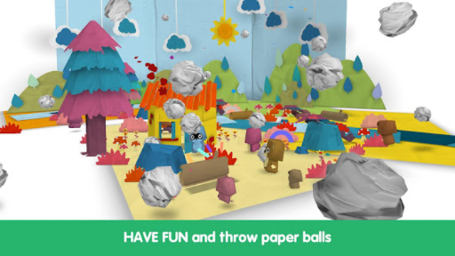 Pango Paper Color - colouring book game for kids screenshot 6