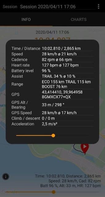 STRide screenshot 4