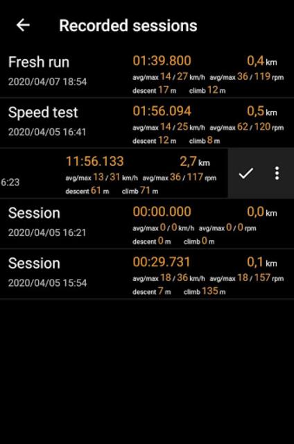 STRide screenshot 6