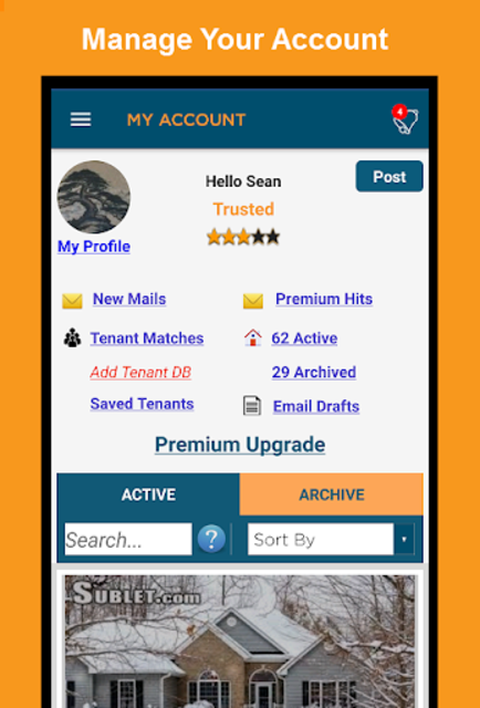 Sublet.com: Furnished Apartments & Rooms screenshot 4