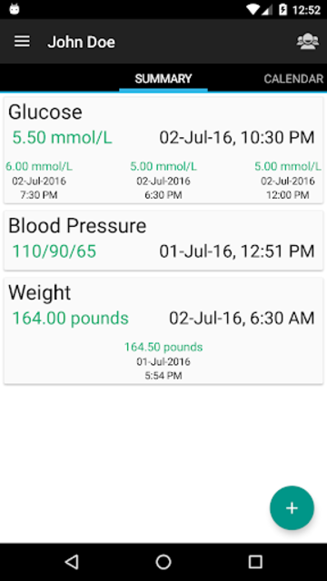 Diabetes Journal License screenshot 1