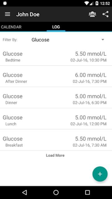 Diabetes Journal License screenshot 5