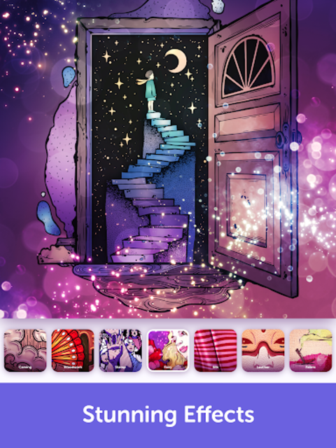 Recolor: Adult Coloring Book - Color and Relax screenshot 13