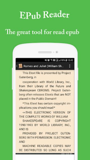 About: Epub Reader - Prc Reader - Kindle Reader (Google Play