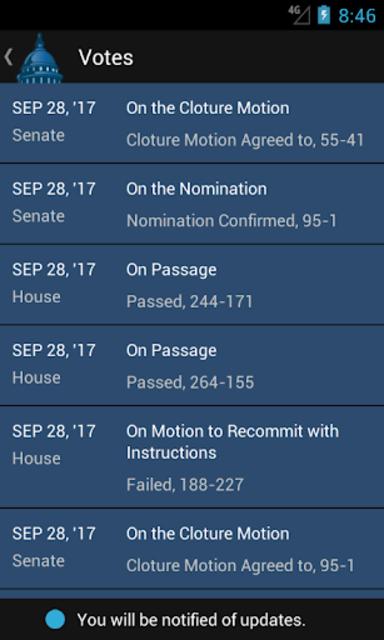 Congress screenshot 4