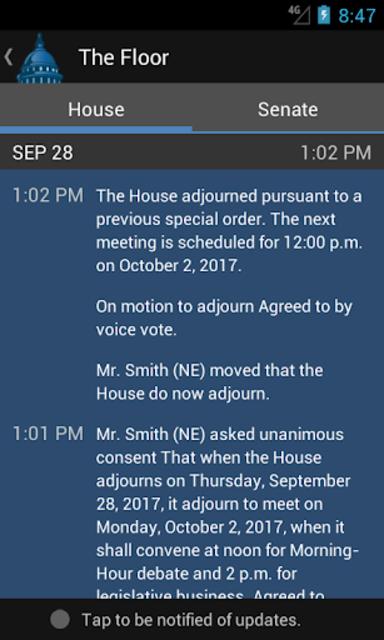 Congress screenshot 6