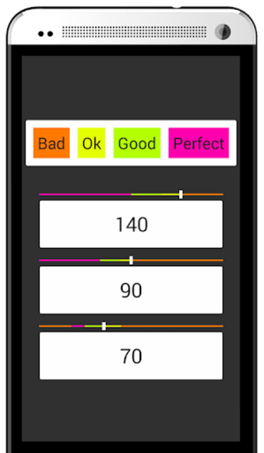 Blood Pressure Analyze screenshot 9