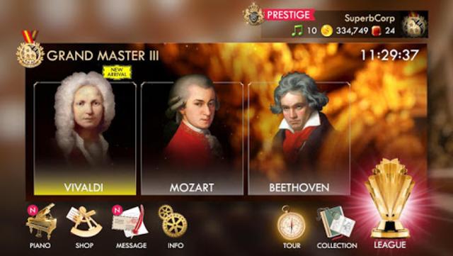 Pianista screenshot 2