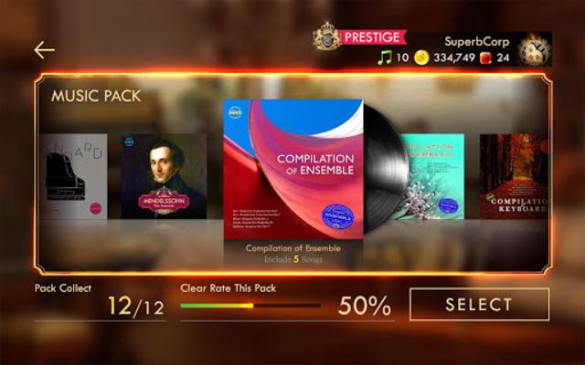 Pianista screenshot 9