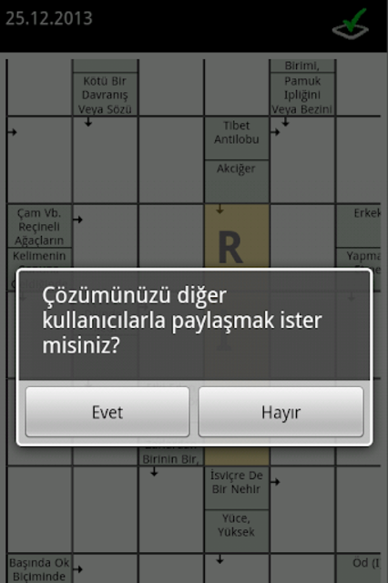 Super Cengel Bulmaca screenshot 8