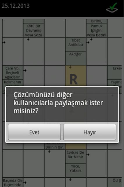 Super Cengel Bulmaca screenshot 11