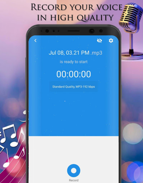 Voice Changer - Audio Effects screenshot 24