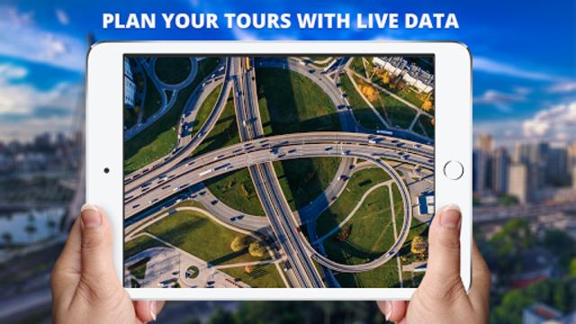 Live Earth Map View: 360 Satellite & Street view screenshot 4