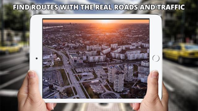 Live Earth Map View: 360 Satellite & Street view screenshot 5