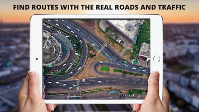 Live Earth Map View: 360 Satellite & Street view screenshot 16
