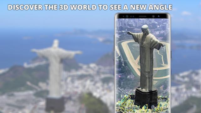 Live Earth Map View: 360 Satellite & Street view screenshot 20