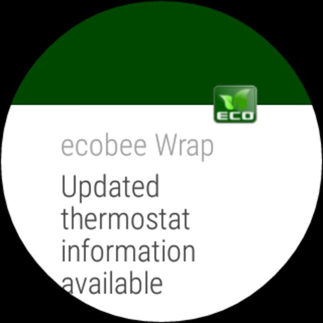 ecobee Wrap screenshot 15