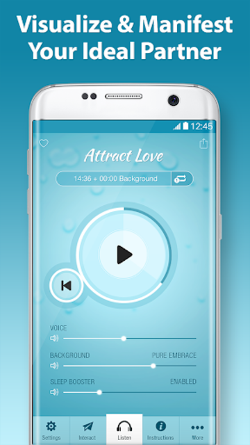 Attract Love Hypnosis - Find Romance for Singles screenshot 1