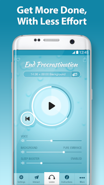 End Procrastination Pro - Getting Things Done screenshot 1