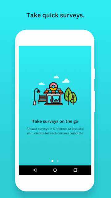 SurveyMonkey Rewards screenshot 1