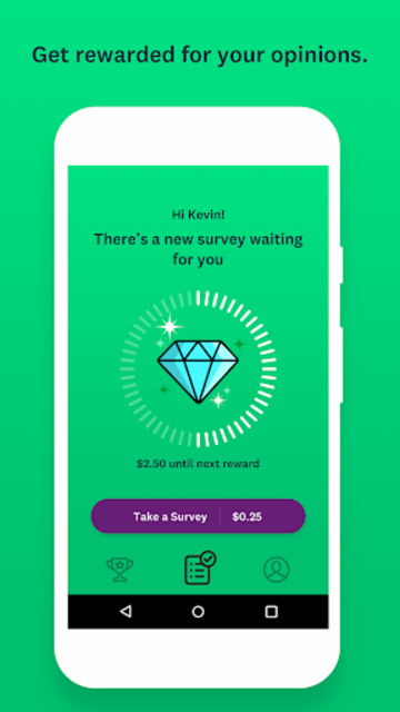 SurveyMonkey Rewards screenshot 2