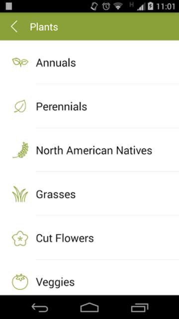 Armitage's Great Garden Plants screenshot 2